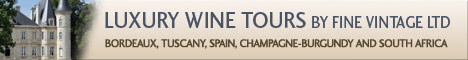 Luxury Wine Tours by Fine Vintage